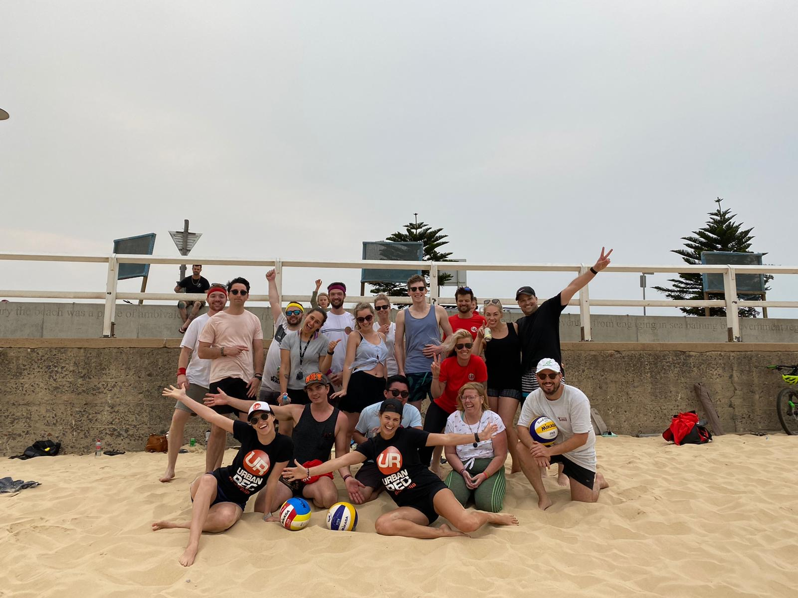 Free Event - Beach Volleyball for beginners